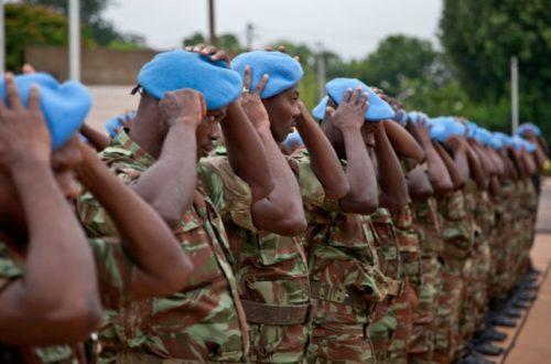 Article : Mali : la Minusma décriée par la population à Gao