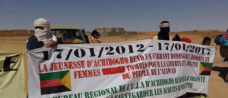 Article : Kidal: les rebelles célèbrent  leur offensive militaire contre le Mali